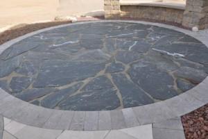 Aqua Grantique Flagstone