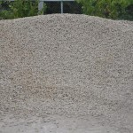 """Clear Stone 2"""" Drainage Gravel"""