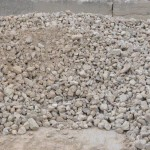 """Clear Stone 3"""" - 5"""" Drainage Gravel"""