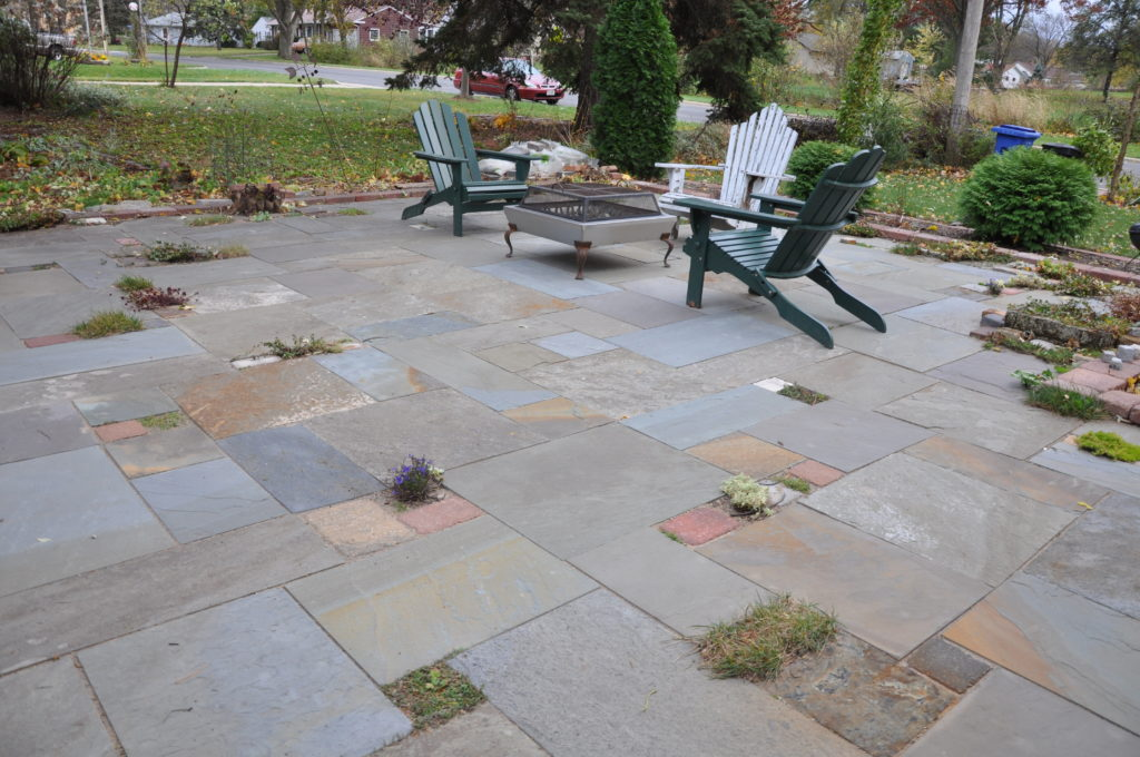 New York Bluestone Pattern Flagstone | Madison Block & Stone